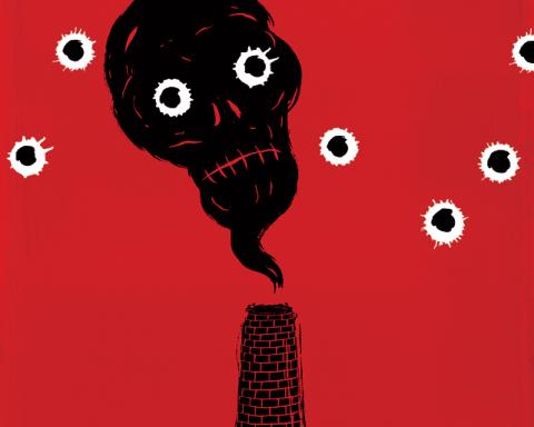 War on Carbon Paul Blow