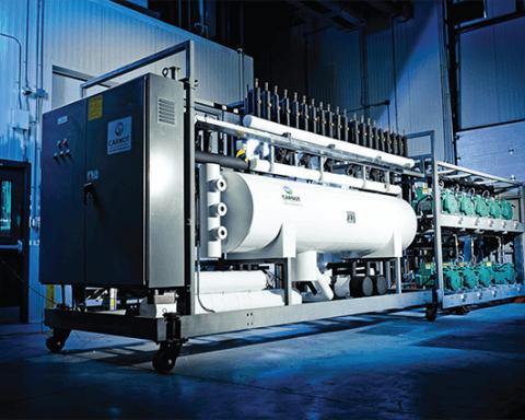 CO2-based refrigeration
