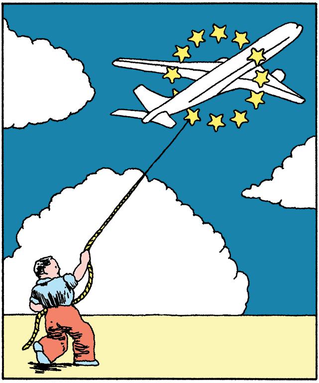 EU airline tax