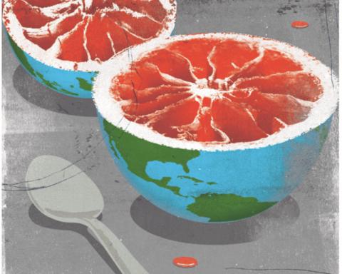 Planet Grapefruit