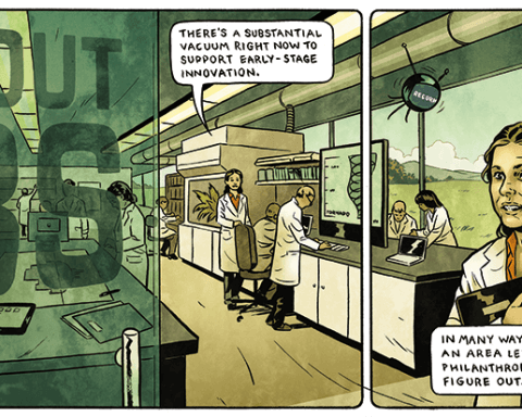 Lab Illustration by Niklas Asker