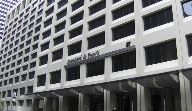 Standard and Poor's exterior