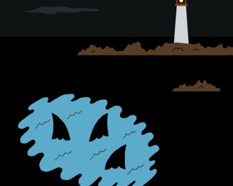 Shark Illustration by Jack Dylan