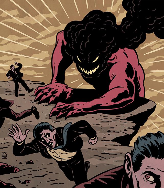 Illustration by Kyle Webster