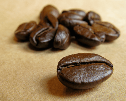 Beans from the Malabar region of India. Image by Pen Waggener