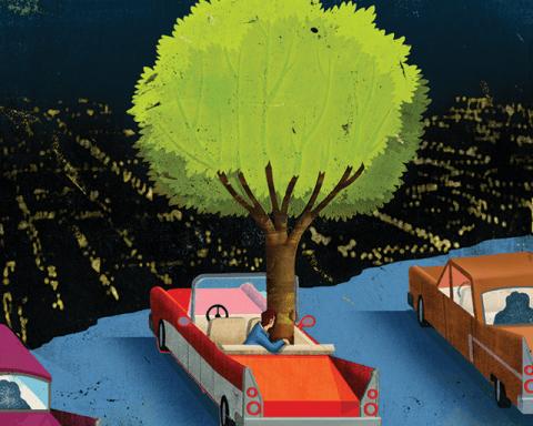 Illustration by Pete Ryan