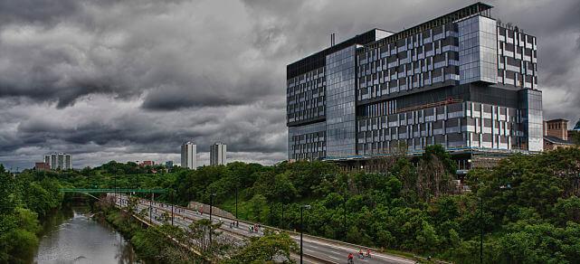 Bridgepoint Hospital in Toronto, Canada.
