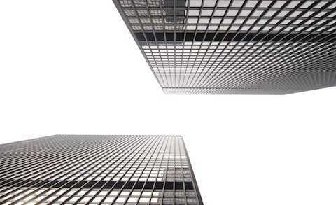 The TD Centre in Toronto has a 97 per cent occupancy rate, significantly higher than other comparable downtown properties