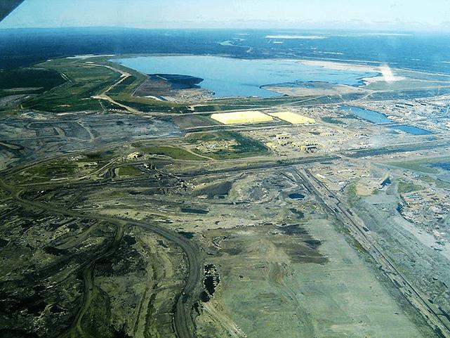 Syncrude's Mildred Lake mine
