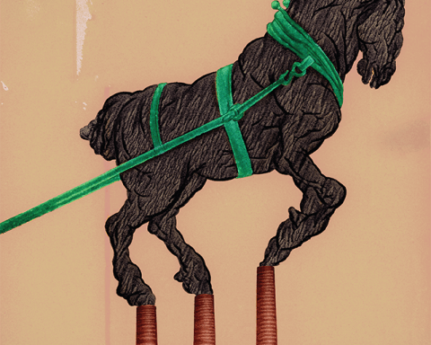 Illustration by Alex Nabaum