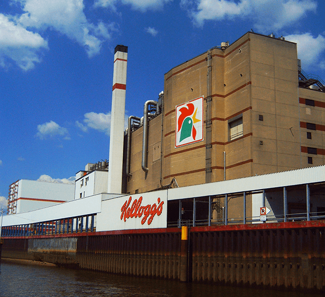 Kellogs Factory