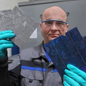 Photos courtesy of SolarWorld