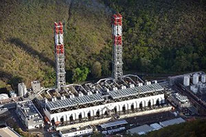 Many Caribbean islands still use diesel fuel to generate electricity.