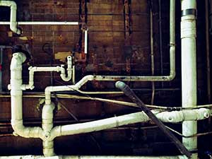 The Clean Water Drinking Act of 1986 led to replacement of lead water pipes with copper and PVCs