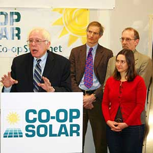 Photo courtesy of Co-op Solar