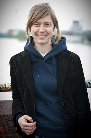Portrait of Luise Neuman-Cosel (c) Ruben Neugebauer/visual-rebellion.com