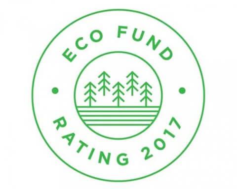 Eco fund rating logo