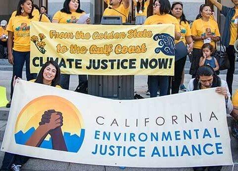 California greenhouse gas laws