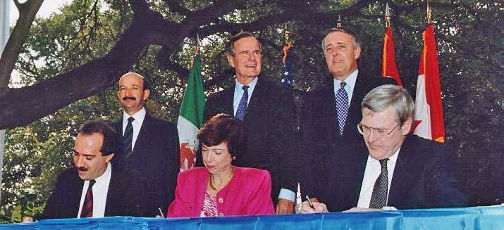 NAFTA and environmental protection
