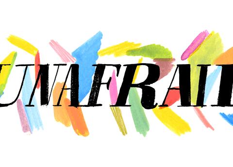 unafraid banner