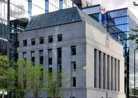 Bank of Canada climate risks