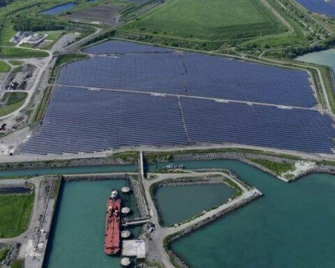 Nanticoke Solar Six Nations