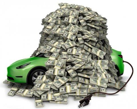 EV Leasing costs