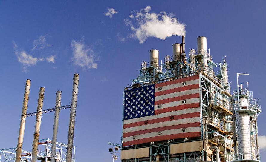 US oil industry