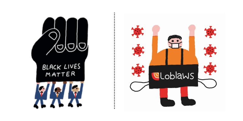 Black Lives Matter vs. Loblaws