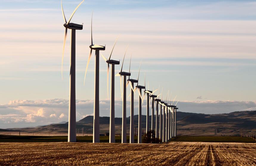 wind energy sustainable finance