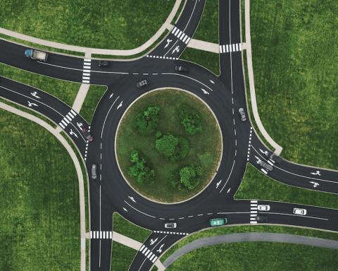 Greener roads